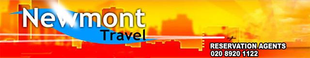 Newmont Travel Banner
